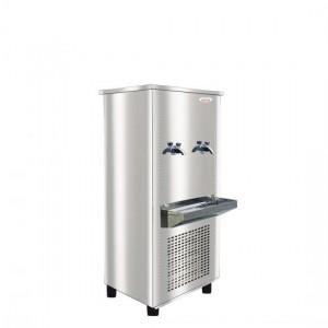 Water Cooler, Model No.GC25T2 (2 Tap Floor Standing Stainless Steel)