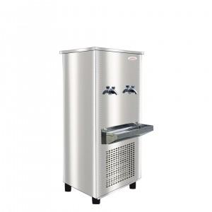 Water Cooler, Model No.GC30T2 (2 Tap Floor Standing Stainless Steel)