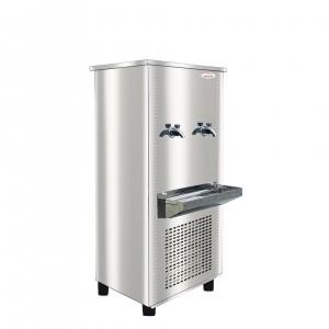 Water Cooler, Model No.GC35T2 (2 Tap Floor Standing Stainless Steel)