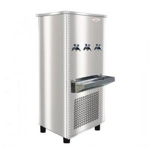 Water Cooler, Model No.GC75T3 (3 Tap Floor Standing Stainless Steel)