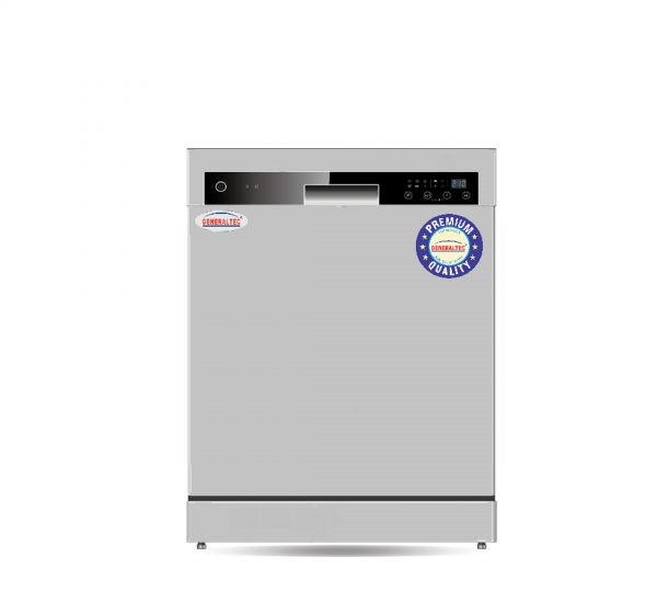 Generaltec Dishwasher, Model No.GDW12SFB