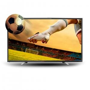Generaltec 55 Inch Smart LED TV 4K Ultra HD - GLEDM55W-4KSM