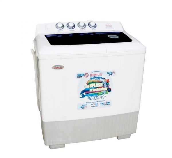 Washing Machine, Model No.GW1650 (Top Load Semi-Automatic Wash/Dry)