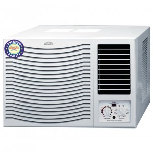 Window Air Conditioner 2 Ton Model No. GWAC24 (Rotary Type Compressor)