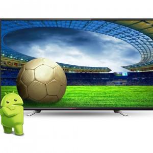 Generaltec 85 Inch Smart 4K Ultra HD LED TV – GLED85W-4KSM