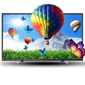 Generaltec 75 Inch Smart 4K Ultra HD LED TV – GLEDM75W-4KSM