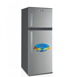 Refrigerator Double Door Model No. GR500SNF