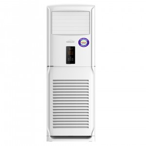 Floor Standing Split Air Conditioner 2 Ton Model No. GFAC24CF (Rotary Type Compressor, Hot And Cool)
