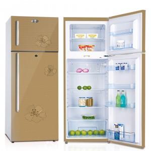 Refrigerator Double Door Model No. GR505DC