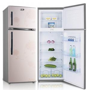 Refrigerator Double Door Model No. GR605DC