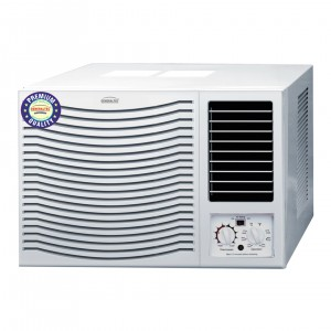 Window Air Conditioner 1.5 TON Model No. GWAC18 (Rotary Type Compressor)