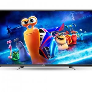 Generaltec 86 Inch Smart 4K Ultra HD LED TV – GLEDM86W-4KSM