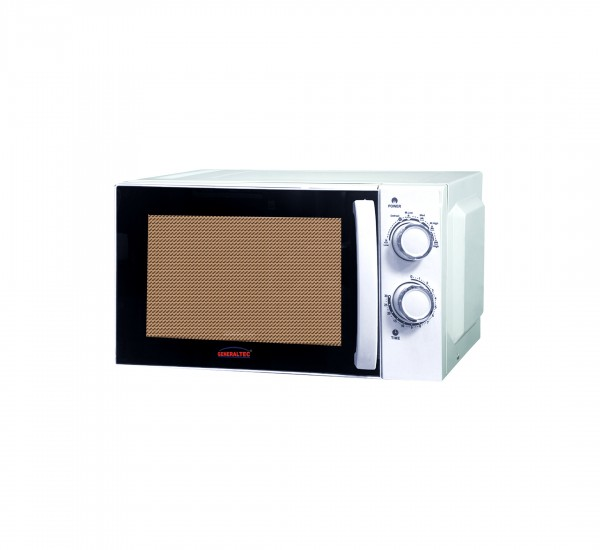 Generaltec Microwave Oven with capacity 21L in white Model No.GMO21W