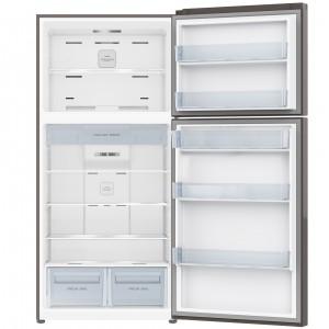 Refrigerator Double Door Model No. GR800KS Open
