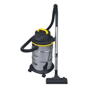 Generaltec Vacuum Cleaner, with Wet and Dry Function Model No. GV2400WD