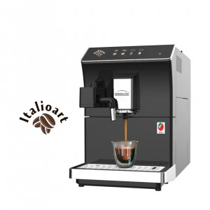 Generaltec Fully Automatic Coffee Machine Model No. GCM5000TC (Black)
