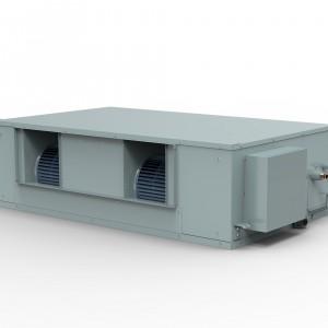Split Duct Air Conditioner 5.5 Ton Model No. GDAC66-E12 ( LG Scroll Type Compressor)