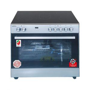 Generaltec Electric Cooking Range Model No. GCVT96S (90X60)