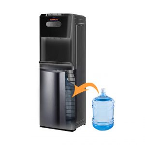 Generaltec Bottom Loading Water Dispenser, Model No.GD100BL (Hot, Cold and Normal water) 02