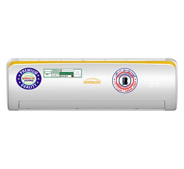 Generaltec Split Air Conditioner 2.5 TON Model No. GSAC32-EP10 (Piston Type Compressor)